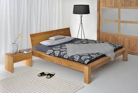 double bed designs in wood. Double Bed / Contemporary With Headboard Solid Wood - TAURUS Designs In