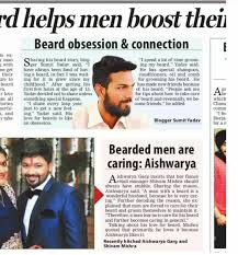 Beard and Passion! – SumitOfficial's Blog