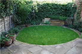 Small Picture Breeze Garden Design Small back garden design with a circular