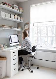 Study table ikea Drawers note Ikea Desk More Pinterest Cate St Hills Serene Bright Bloomsbury Apartment In 2019