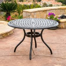 round patio table only glass patio table canadian tire
