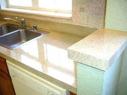how to cover old laminate countertops update laminate concrete over existing cover laminate countertops with concrete