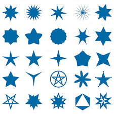 Template For A Star 20 Star Templates Star Designs Crafts Free Premium Templates