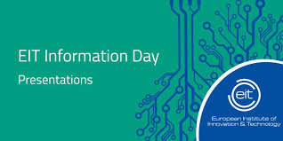 Presentations From The Eit Information Day 2018 Eit