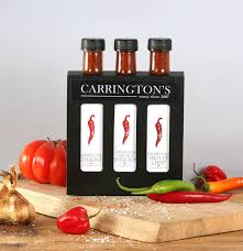 hot chilli sauce selection gift set