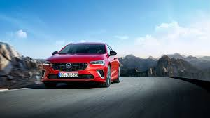 Vauxhall Insignia Abs Light Keeps Coming On Opel Insignia Gsi Facelift Brings New Engine And Transmission
