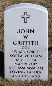 John William Griffith (1931-2012) - Find A Grave Memorial