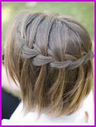 Coiffure Cheveux Court Mariage Enfant 308938 Coiffure
