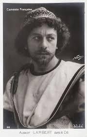 Albert Lambert in Le Cid | Celebrities male, French postcard, Albert