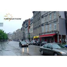 montreal and quebec city bus tour package
