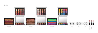 review swatches photos makeup trend 2019 2020 mac cosmetics