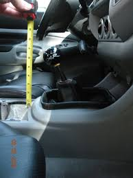 Modified TRD Short Shifter for Toyota Tacoma Gen 2 6-Speed ...
