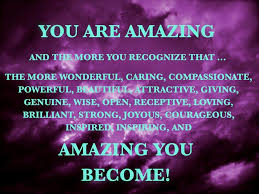 Quote Pictures You Are Amazing And The More You Recognize That Unique You Are Amazing Quotes