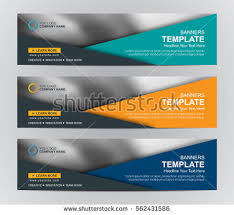 banner design template abstract web banner design background header stock photo photo