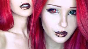 Голографические губы holographic lips makeup tutorial by anastasiya shpagina clipzui