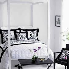 Purple Black And White Bedroom Interior Archives Page 71 Of 129 House Design And Planning