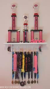 diy trophy shelf