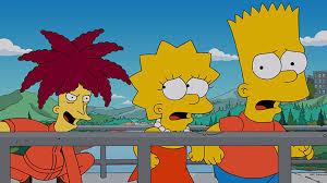 Bart Treehouse Of Horror