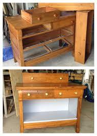 Portable Liquor Cabinet Dresser To Liquor Cabinet Furniture Repurpose Pinterest