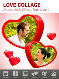Photo Editor With Love Quotes Inspiration Love Collage Photo Editor 4484484848 APK Download Android