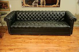american vine chesterfield sofa by leathercraft