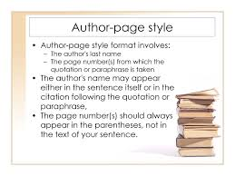 018 Author Pagestyleauthor Pagestyleformatinvolves3a Mla In Text