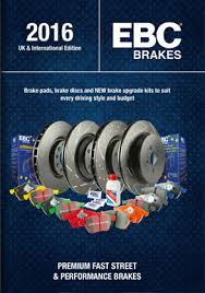 Ebc Ecatalogues For Motorcycle Automotive Brakes