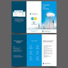 Modern Brochure Design Upmarket Modern Brochure Design For Keeping Company By PixelDesign 14