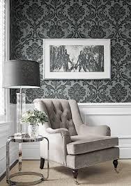 thibaut designs new damask wallpaper