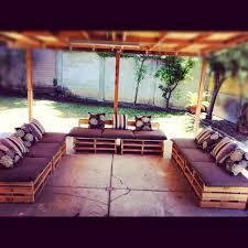 pallet furniture patio. Patio Furniture Diy Deck Images Pallet