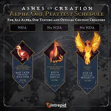 Release schedule - Ashes of Creation Wiki