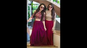 Designer Long Skirts Party Wear Images Party Wear Designer Long Skirt With Stylish Top Try These