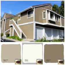The Exterior Paint Color Is DunnEdwards Bison Beige Exteriors - Dunn edwards exterior paint colors