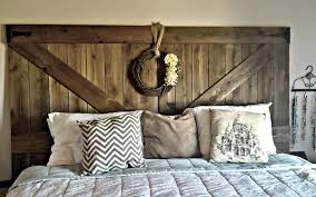 Full Image for Making A Rustic Headboard 104 Beautiful Decoration Also Diy Rustic  Headboard ...