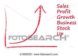 Exponential Growth Chart Exponential Growth Chart Clip Art K15952331 Fotosearch