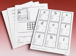 Periodic Table Chart - Super Value Laboratory Kit