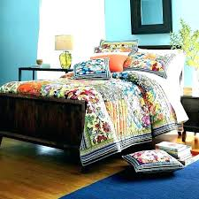 multi colored bedding reversible stunning striped quilt bedspread