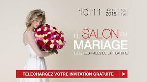 Salon Du Mariage à Lille Les 10 Et 11 Février 2018