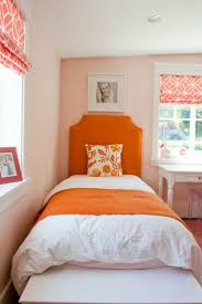 Pink And Orange Bedroom 17 Best Ideas About Orange Bedroom Decor On Pinterest Orange