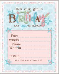 Invitations For Teenage Girl Birthday Party 21 Teen Birthday