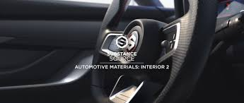 the latest release consists of 400 materials offering multiple options for each interior component including textiles leathers metals woods and plastic