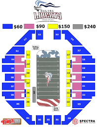Salina Bicentennial Center Seating Chart Seating Charts Check Out Where Your Will Be Sitting
