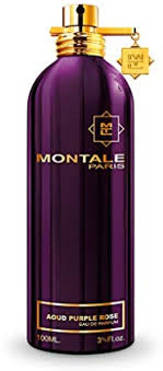 <b>Montale Aoud Purple Rose</b> Eau De Parfum Spray 3.3 oz