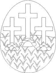 Printable Easter Egg Coloring Sheets Alellajove Info
