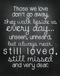 Inspirational Quotes About Loss Of A Loved One