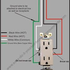lovable split plug wiring diagram and also likeable wiring diagram electrical outlet wiring diagram at Plug In Wiring Diagram