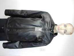 image 1 of 5 e a collection italian style faux leather jacket