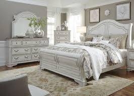antique white bedroom sets. Magnolia Manor Antique White Sleigh Bedroom Set Antique White Bedroom Sets