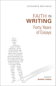 faith in writing forty years of essays nus press faith in writing forty years of essays