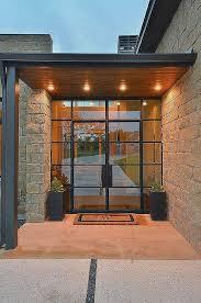 steel entry doors glass fresh 235 best glass front doors images on